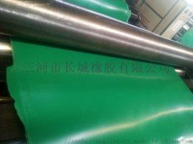 长城橡胶加工生产红色橡胶板,绿色橡胶板