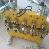 福建金屬屋面彩鋼瓦478/760/470電動鎖邊機