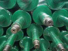 厂家定制印刷辊 耐磨耐腐蚀胶辊 玻璃清洗机胶辊