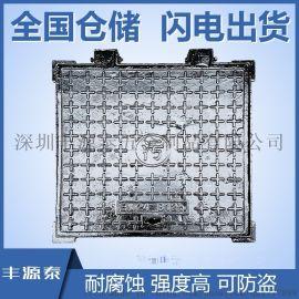 厂家球墨铸铁井盖 市政工程设施重型井盖