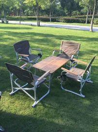 户外折叠椅 昆明铝合金折叠桌 云南休闲折叠桌