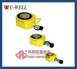 台湾UWELL优伟千斤顶,进口分离式液压千斤顶