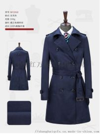 上海紅萬服飾 上裝大衣定制 工裝 服裝 職業裝定制