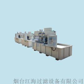磨床配套的过滤设备,江海平网过滤机,鼓型过滤机型号