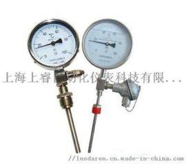 远传双金属温度计+温度仪表