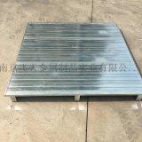 金属托盘厂家供应镀锌托盘铁卡板可定制仓库钢制托盘