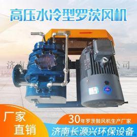 厂家直销三叶罗茨鼓风机高压风机污水处理设备风机