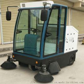 郑州扫地车环卫道路驾驶式扫地机道路清扫车电动扫路车