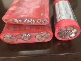 特种耐高温硅橡胶电力电缆GG/3*70+1*35