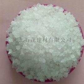 普白石英砂  滤水专用1-2mm石英砂滤料