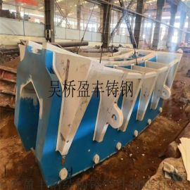 云南铸钢厂生产直销钢结构铸钢件铸钢节点