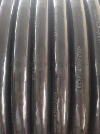 安徽长峰专业硅橡胶耐寒电缆YGZ/4*0.75