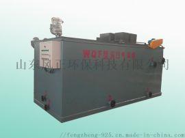 气浮机设备 碳钢一体化污水处理设备