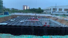 秦皇岛地埋式消防供水设备  地埋式一体化消防泵站