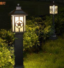草坪燈 景觀燈庭院燈草地燈戶外燈歐式防水花園公園燈