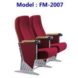 順富美簡約時尚鋁合金腳架禮堂椅軟席報告廳會議座椅