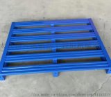 苏州生产不锈钢栈板钢制托盘放料台物料周转筐镀锌烤漆