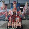 送子奶奶神像厂家 九子娘娘高清图片 泰山奶奶神像