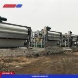 大型建築打樁泥漿脫水機 灌注樁泥漿處理設備