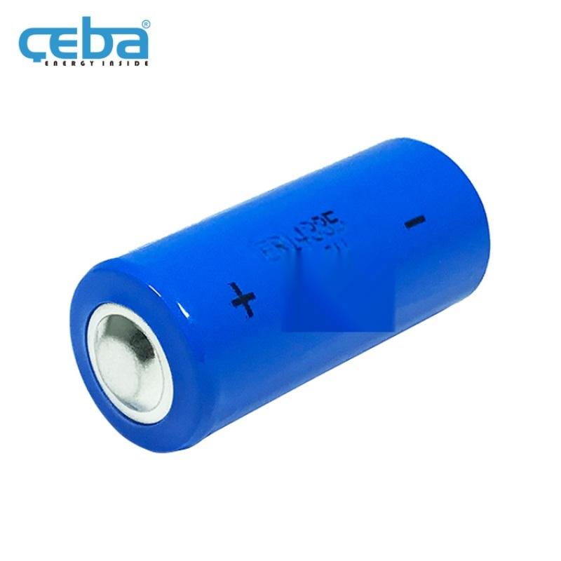 ER14335锂亚硫酰**干电池温度控制器3.6V