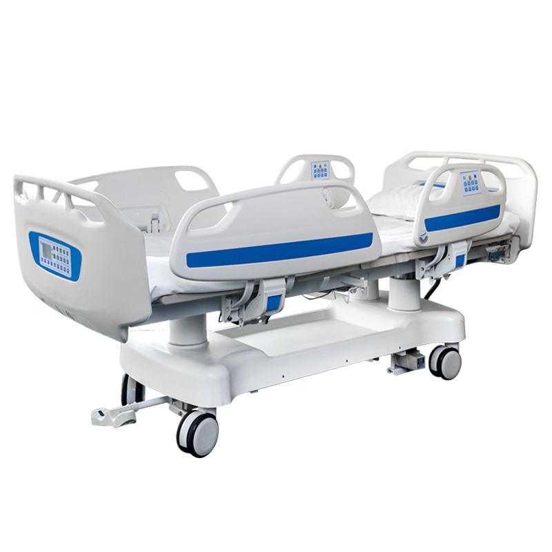 D7d ICU翻身多功能电动护理病床 电动病床