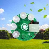 企業園區網格化空氣環境微型監測站