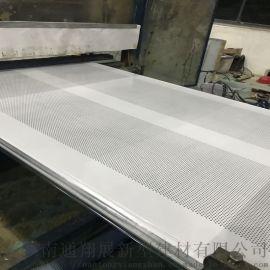 南通厂家供应冲孔吸音岩棉夹芯板 岩棉消音彩钢夹芯板