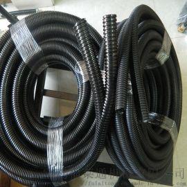 南京销售PA6-AD31.4双开口尼龙阻燃软管