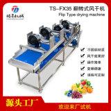 不锈钢水果蔬菜翻转式风干机TS-FX35