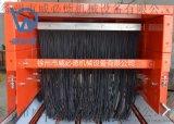电力输煤落煤筒清尘导料槽