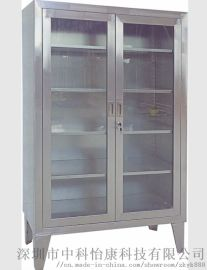 不鏽鋼文件櫃西藥櫃操作臺資料櫃定制器械櫃展示櫃