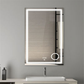 浴室镜子选购 卫浴镜品牌 LED魔镜厂家