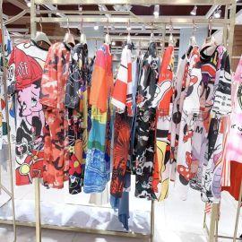 品牌折扣女装【蔻米萨】专柜货源 蔓诺蒂一手货源