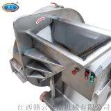 安徽合肥商用冻肉刨肉机,砍碎冷冻肉片机