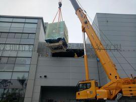 福田大型精密设备吊装、搬运、定位--深圳精睿