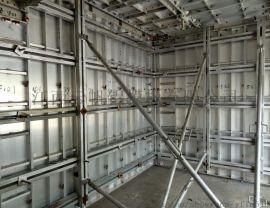 建筑铝合金模板租赁费用明细