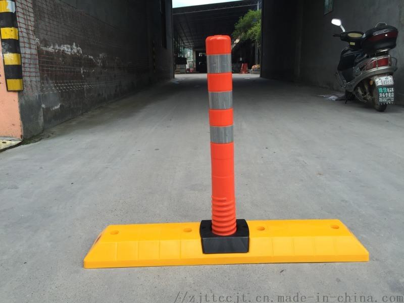 供应交通设施 路面分道体橡胶分道体