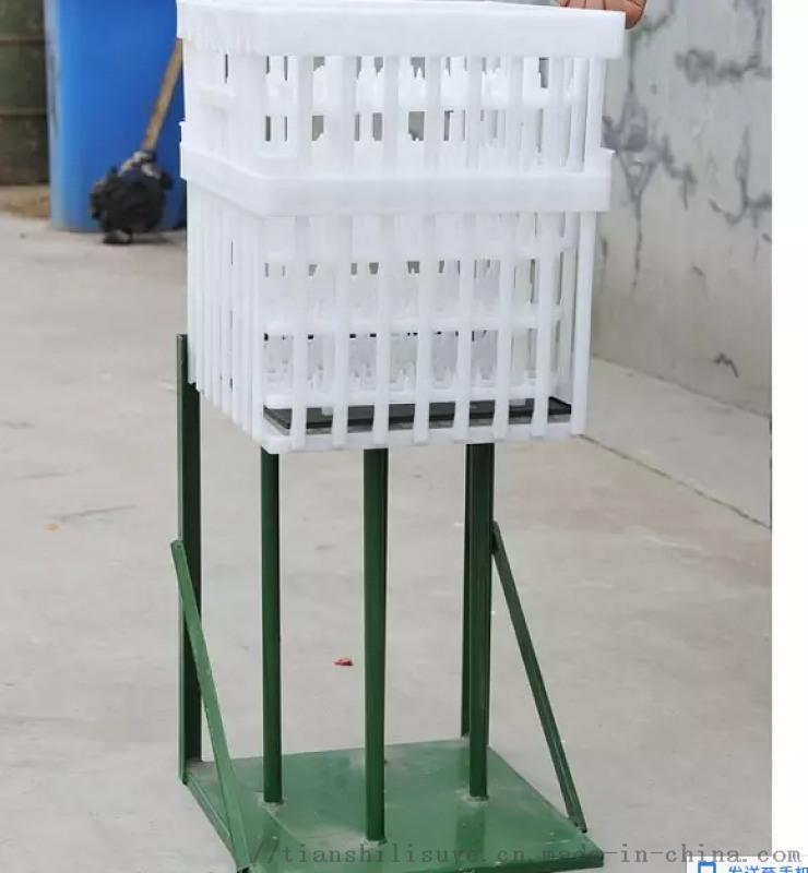 塑料种蛋周转箱 鸭蛋蛋筐 耐摔塑料蛋筐