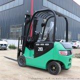 捷克生产 电动叉车 2吨托盘式堆垛车 电动搬运车
