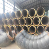 直埋整体式预制保温螺旋钢管现货供应
