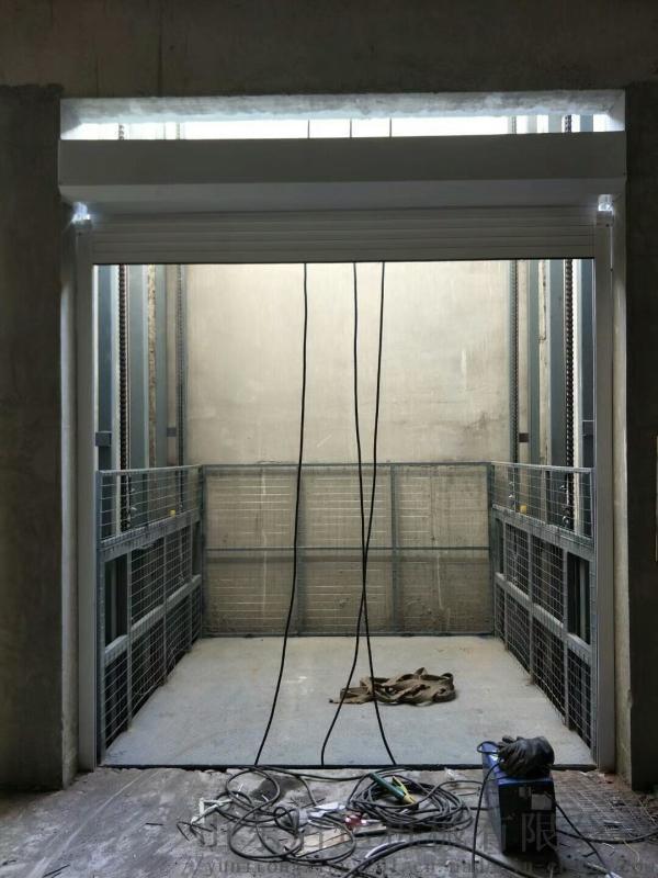 通州区厂房货梯小型家装货梯货运装卸设备