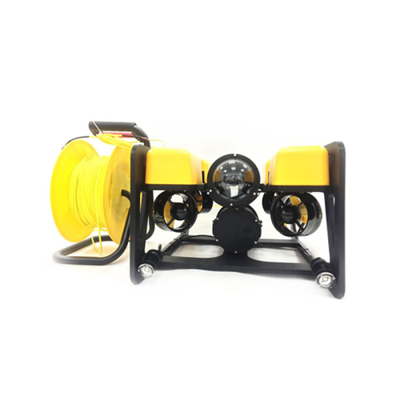 威龍2號大功率水下機器人