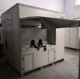 LB-3315D 核酸咽拭子採集安全艙
