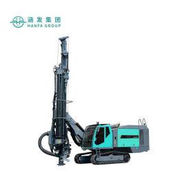 集成式露天潜孔钻机,HFGA47S矿用潜孔钻机