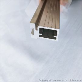 定制工业6063 T5铝管铝形材