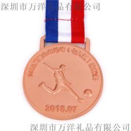 深圳厂家制作金属运动会奖牌活动金属表彰纪念奖牌奖章