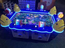 儿童手摇式钓鱼游戏机