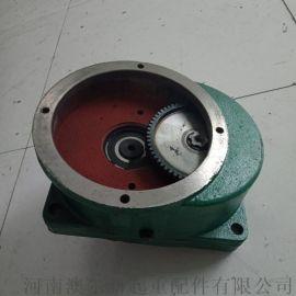 单梁起重机LD驱动装置  卧式齿轮减速机