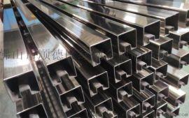 佛山不锈钢异型管定制