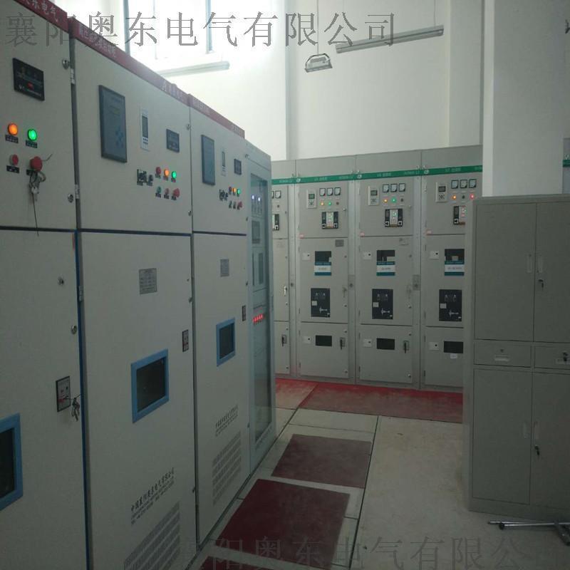 软启动一体化柜_带开关柜功能的高压软启动柜